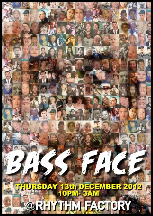 bassface 13th dec