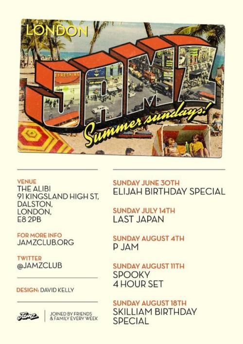 Jamz Summer 2013