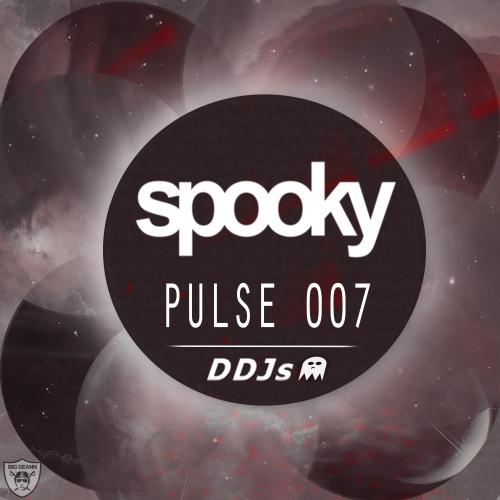 Pulse 007 Artwork (Concept 4)