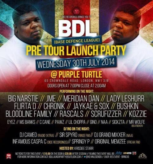 BDL 30 JULY