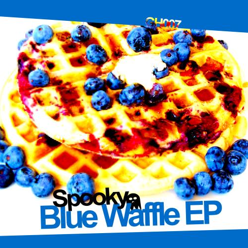 GH007 Blue Waffle EP