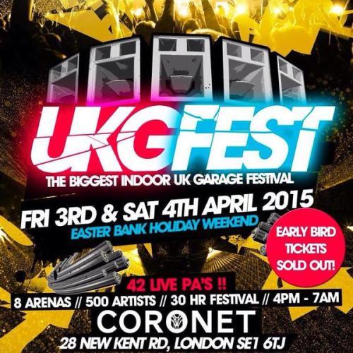 UKG Fest 2015