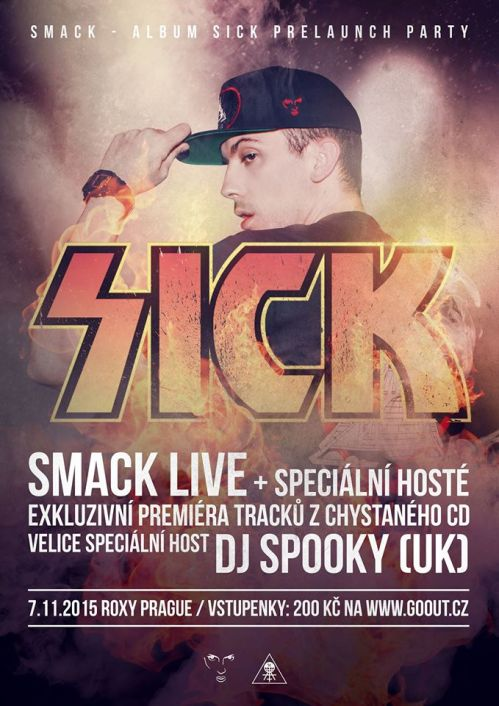 smack sick prague 7 oct