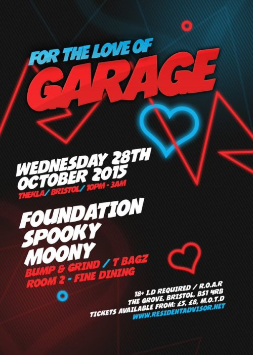 the love of garage 28 oct
